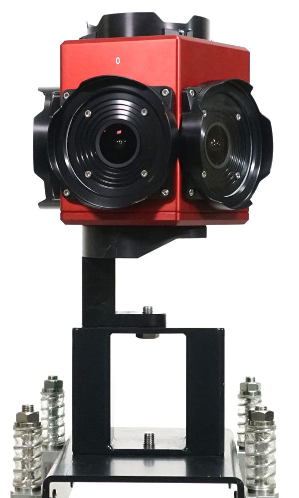 FLIR社のの全天球パノラマ映像・写真カメラLadybug5-USB3