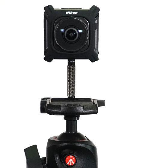 Nikonの全天球パノラマカメラKeyMission 360